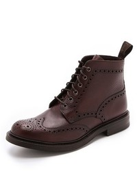 1880 bedale heavy brogue boots medium 342600