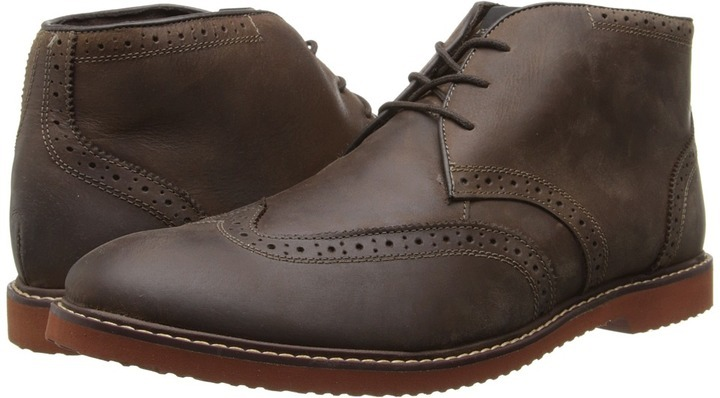 Nunn Bush Dodge Wing Tip Chukka Boot | Where to buy & how to wear