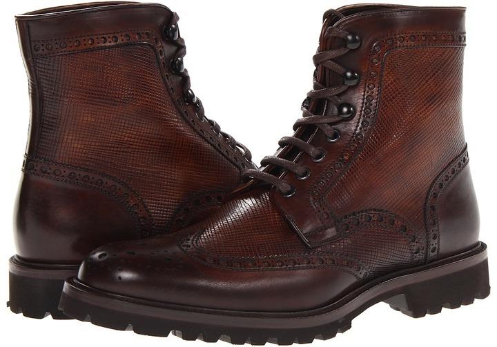 d68da62d1d32 Magnanni Enzo Lace Up Boots
