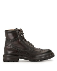 Magnanni Lace Up Ankle Boots