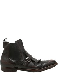 Church's Shanghai 6 Glace Leather Boots