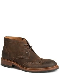 Trask Lawson Wingtip Boot
