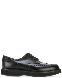 Brogue detailed derby shoes medium 3692709