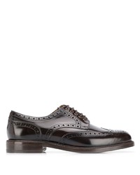 Berwick Shoes Ebano Oxford Shoes