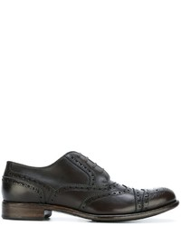 Dolce & Gabbana Taormina Brogue Shoes