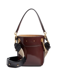 Chloé Small Roy Leather Bucket Bag