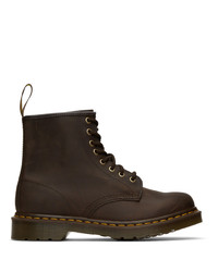 Dr. Martens Brown 1460 Boots