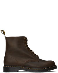 Dr. Martens Brown 1460 Pascal Boots