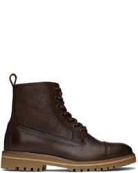 Belstaff Brown Alperton Boots