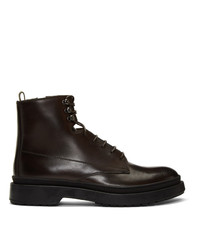 BOSS Brown Montreal Halb Boots