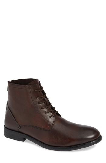 Kenneth Cole New York Chester Plain Toe Boot