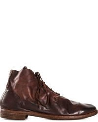 Guidi Distressed Desert Boots