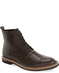 Calvin Klein Jabin Cap Toe Boot