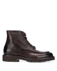 Doucal's Lace Up Ankle Boots