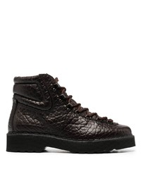 Tod's Lace Up Ankle Boots