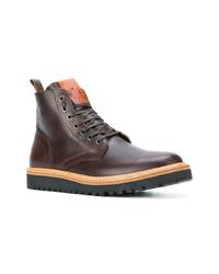 Al Duca D'Aosta 1902 Lace Up Ankle Boots