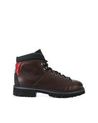 Fabi Lace Up Boots