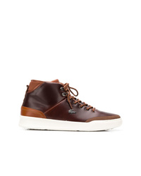 Lacoste Lace Up Boots