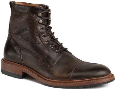 Trask Lowell Cap Toe Boot