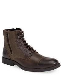 Robert Wayne Edgar Cap Toe Boot