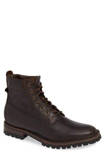 Frye Union Plain Toe Boot