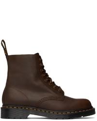 Dr. Martens Wild Buck 1460 Pascal Boots