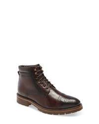 Johnston & Murphy Xc Flex Cody Cap Toe Lace Up Boot