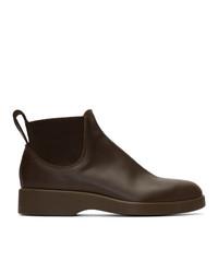 R.M. Williams Brown Marc Newson Edition 365 Yard Boots