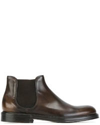 Doucal's Classic Chelsea Boots