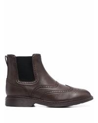 Hogan Elasticated Side Panel Boots