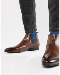 a700e3ddc7fa Ted Baker Men s Leather Chelsea Boots from Asos