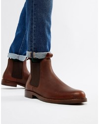 Men's Leather Chelsea Boots by Polo