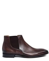 Rolando Sturlini Alameda Leather Chelsea Boots
