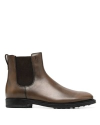 Tod's Round Toe Chelsea Boots