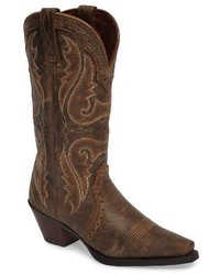 Ariat Heritage X Toe Western Boot