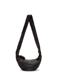 Lemaire Brown Small Croissant Bag
