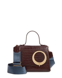 Trademark Harriet Leather Shoulder Bag