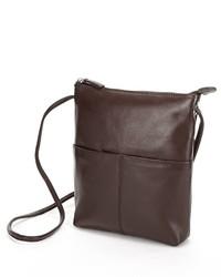 Ili Leather Crossbody Bag