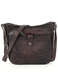 Frye Melissa Button Cross Body Bag
