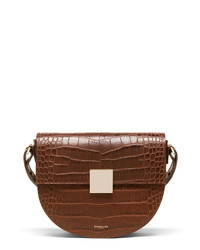 DeMellier Oslo Leather Shoulder Bag