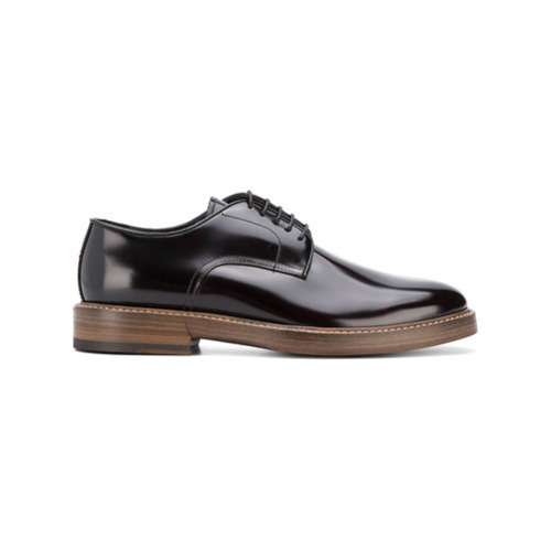 Dell'oglio Contrast Sole Derby Shoes