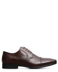 Kenneth Cole Deter Min Ed Leather Cap Toe Oxford