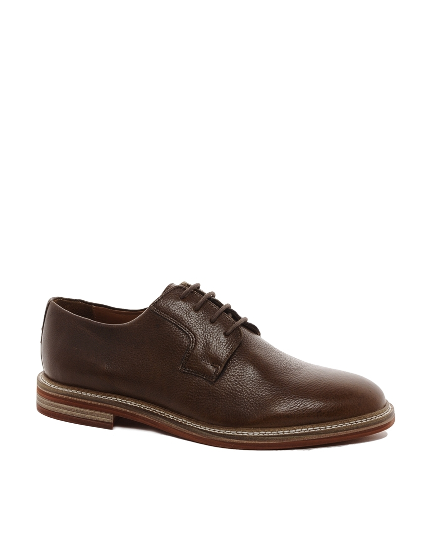 Frank Wright Enfield Derby Shoes