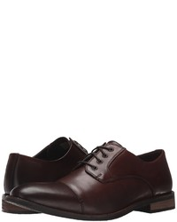 Nunn Bush Holt Cap Toe Oxford Shoes