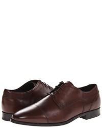 Florsheim Jet Cap Toe Oxford Lace Up Cap Toe Shoes