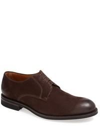 Lottusse Leather Plain Toe Derby