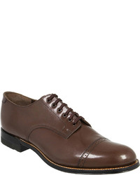 Stacy Adams Madison Low Cap Toe Oxfords