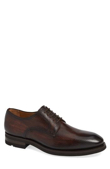 Magnanni Melish Plain Toe Derby