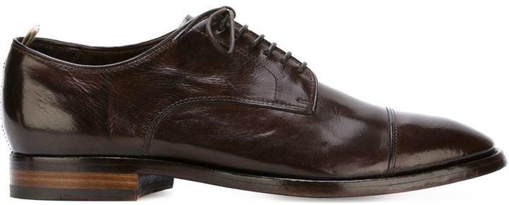 Officine Creative Princeton Derby Shoes