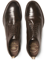 Officine creative'Princeton' Derby shoes imX7B